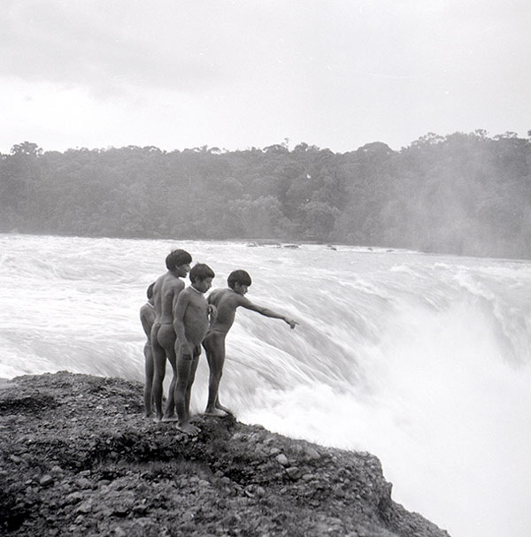 Tracing the Amazonian Travels of Richard Evans Schultes
