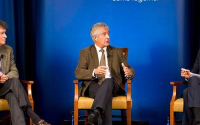 Nature's Price Tag – Tony Juniper at Climate One Commonwealth Club