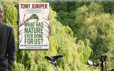 Tony Juniper Tours America