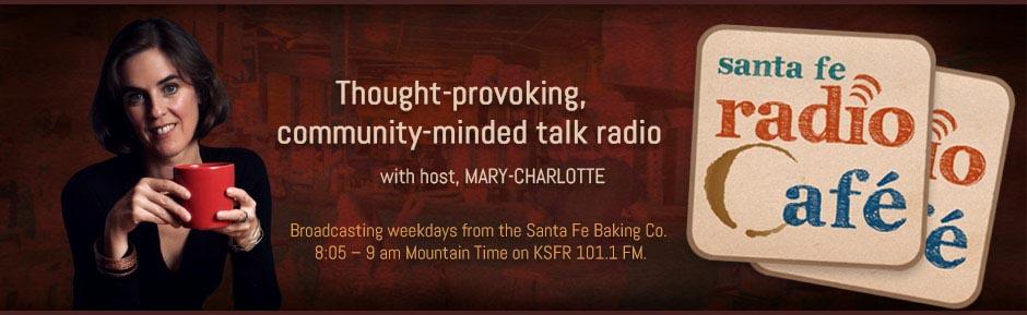 Tony Juniper Interview on Santa Fe Radio Cafe