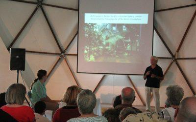 Biospherian Mark Nelson Talks about Life Under Glass