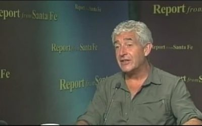 Report From Santa Fe – Tony Juniper