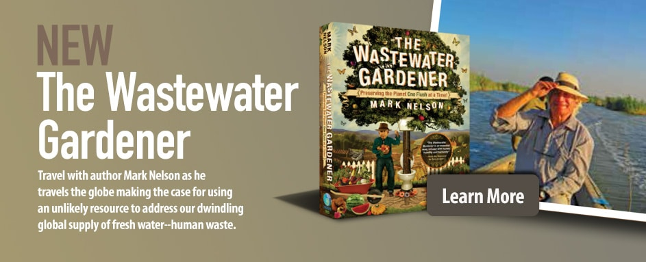 The Wastewater Gardener by Mark Nelson