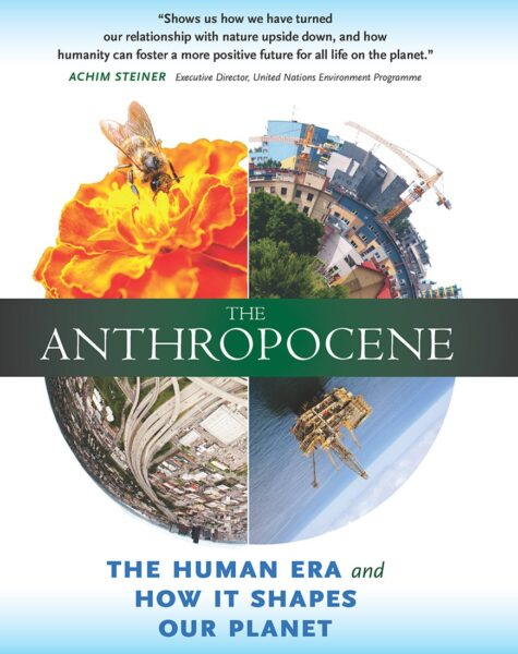 The Anthropocene Book Cover