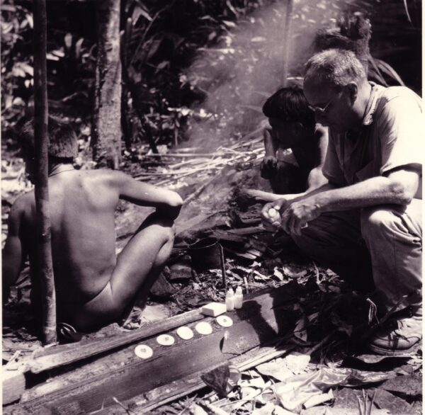 One of the Amazonian images captured in Vine of the Soul