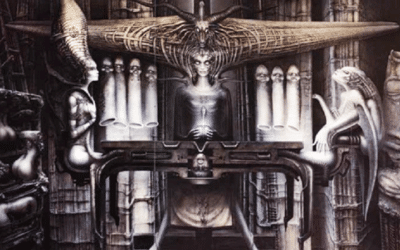 Facing the Darkside with Stanislav Grof, Erik Davis and the art of HR Giger