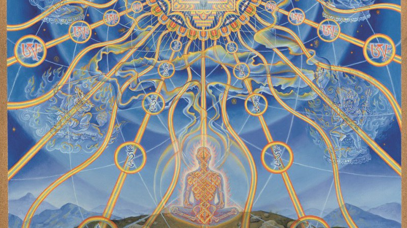 Alex Grey - 5D Nature of Mind