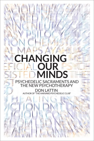 Changing Our Minds Book Cover