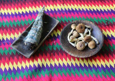 mushrooms-and-sage
