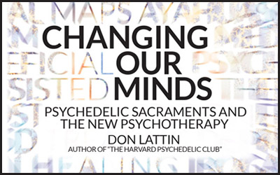 "Don Lattin's ""Changing Our Minds"" Coming in April"