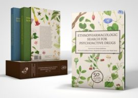 """Ethnopharmacologic Search for Psychoactive Drugs"" eBook Now Available"