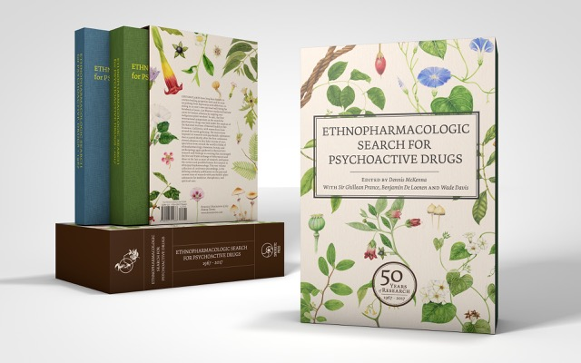 Ethnopharmacologic Search for Psychoactive Drugs Box Set