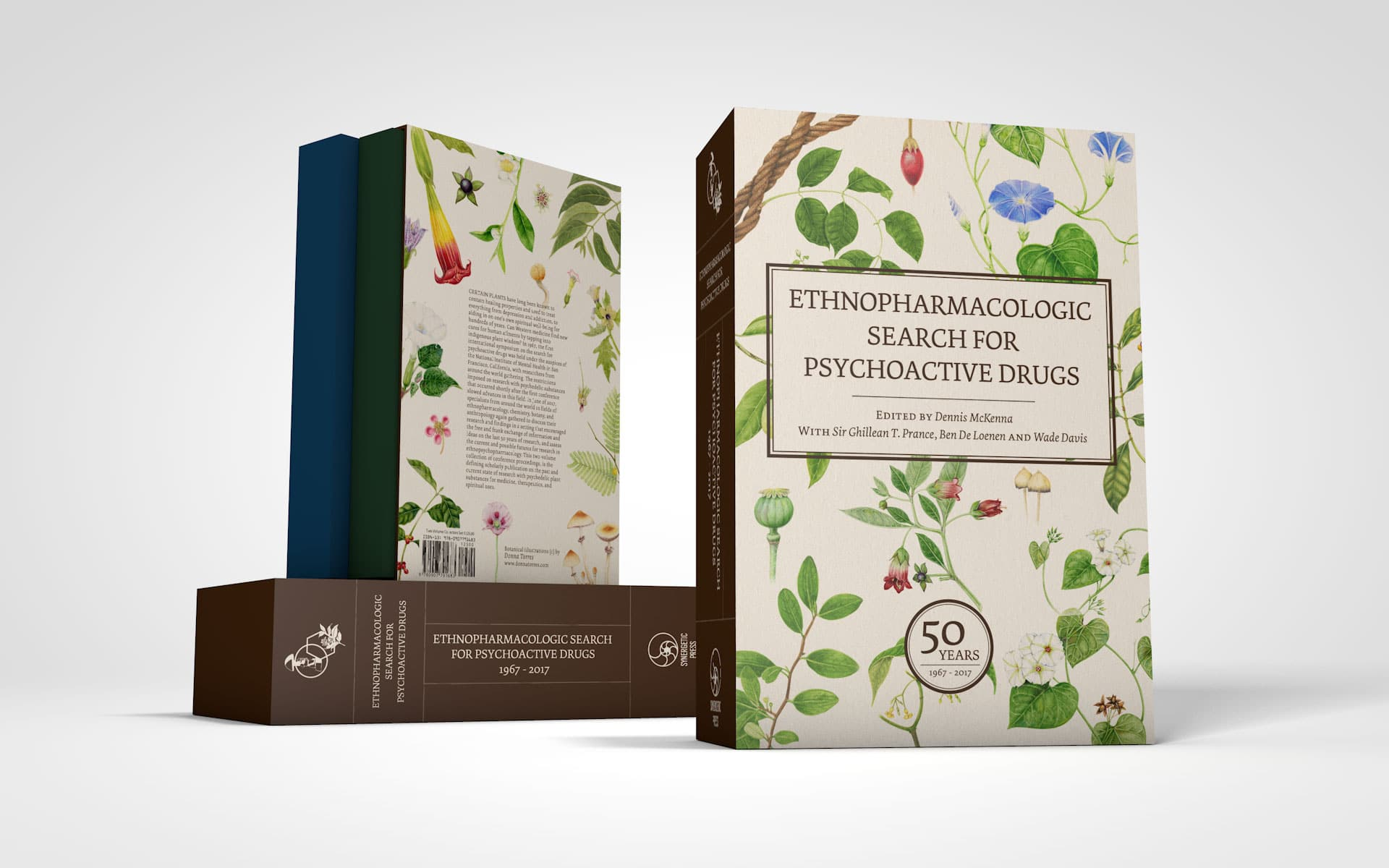 ethnopharmalogic search psychoactive drugs 50 years research