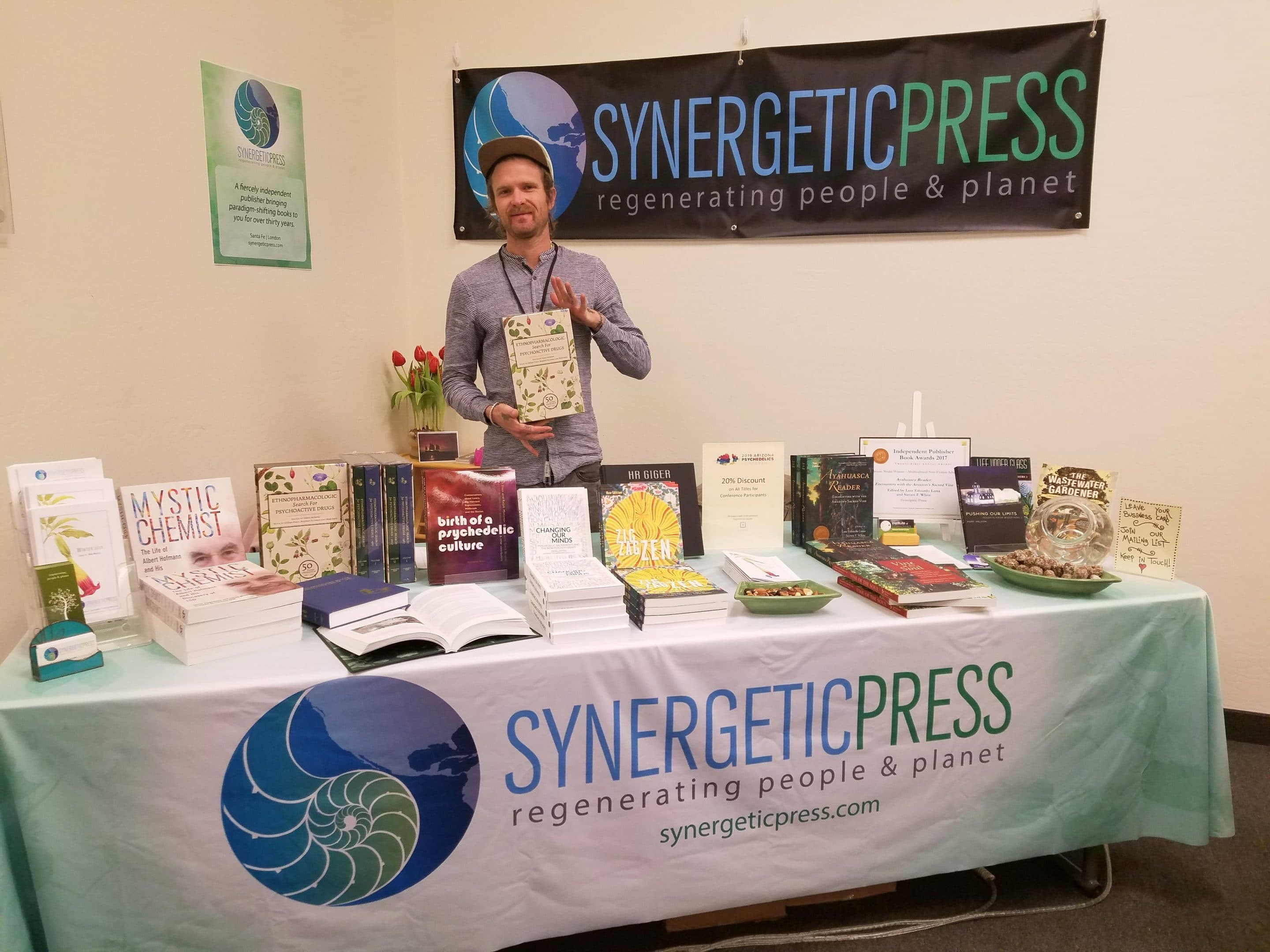Arizona Psychedelics Conference 2019 - Synergetic Press