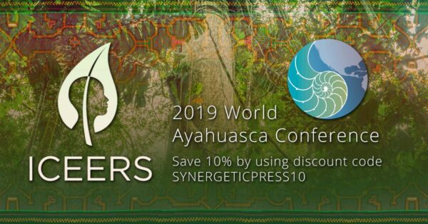 2019 World Ayahuasca Conference Promo Graphic