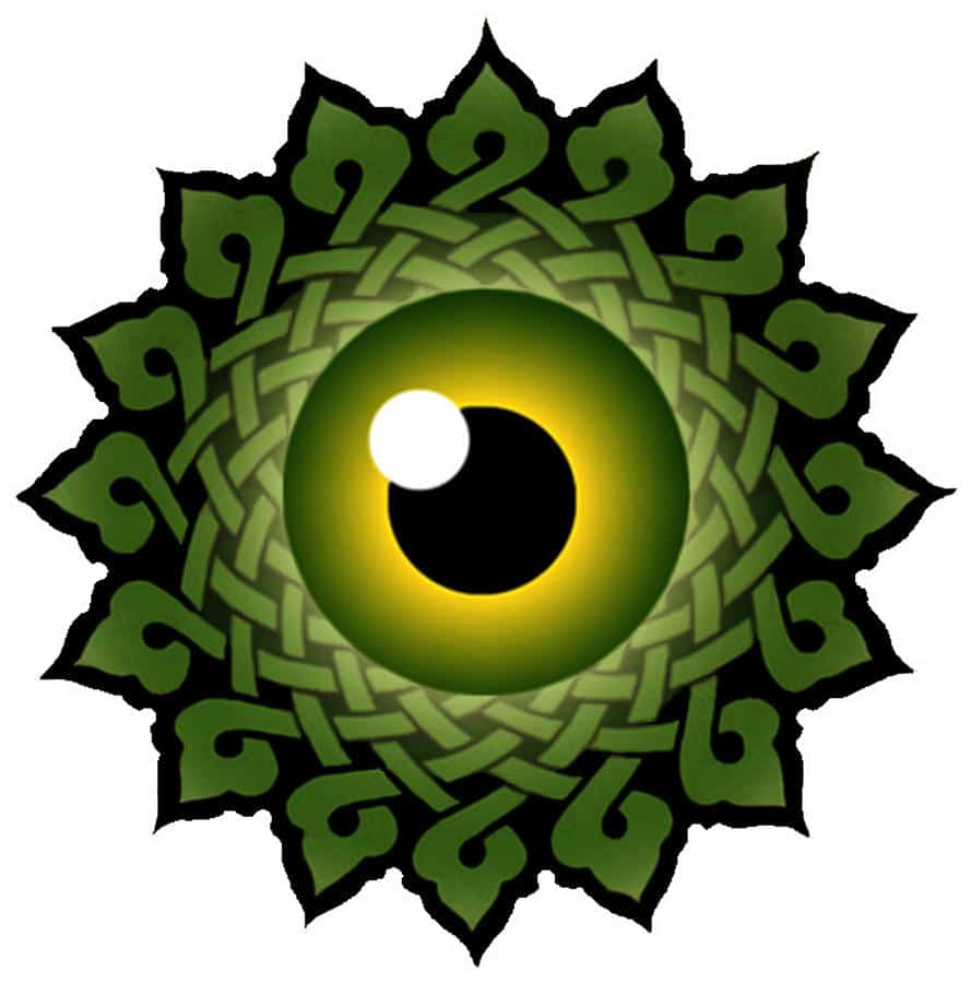 Eye on the Rainforest Logo