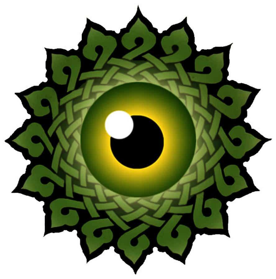 Eye on the Rainforest Logo