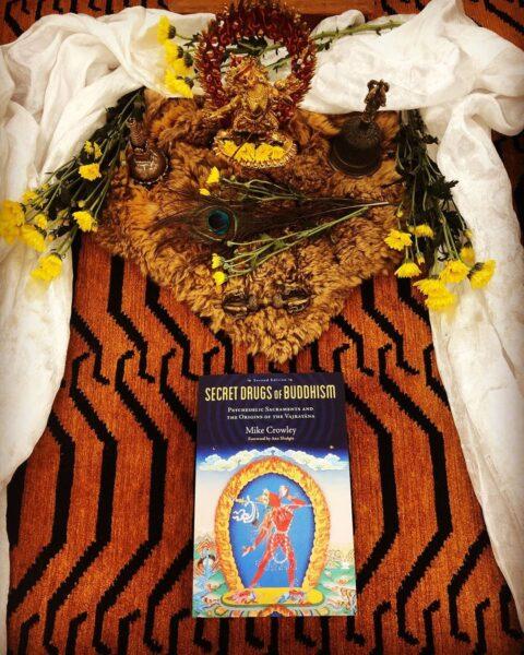 Secret Drugs of Buddhism Prayer Offering