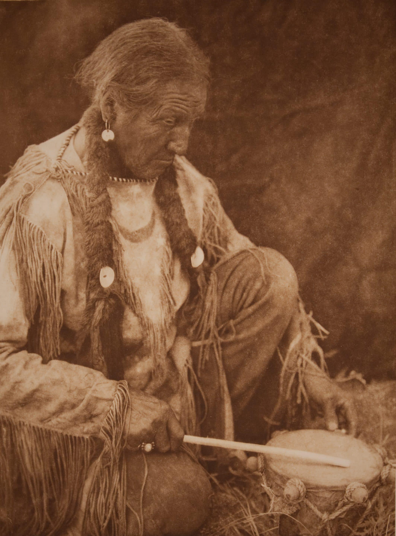 Peyote Drummer
