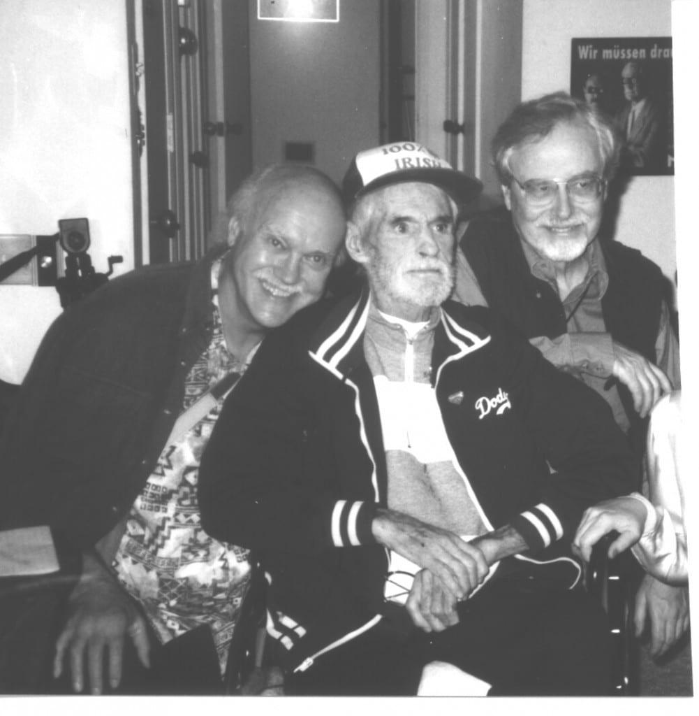 Ram Dass, Timothy Leary & Ralph Metzner