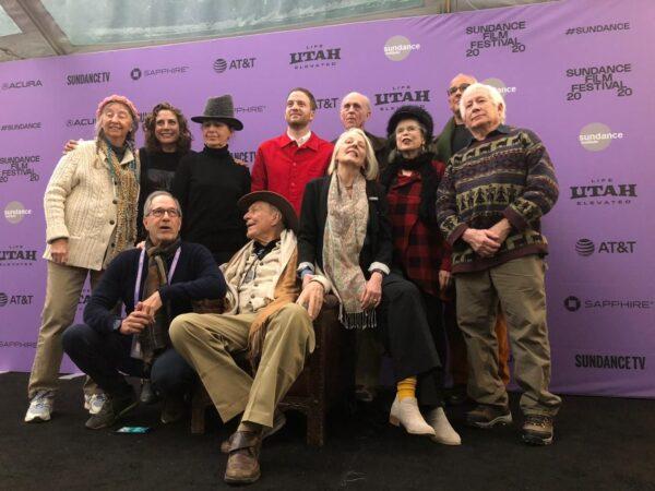 Spaceship Earth Crew at Sundance 2020