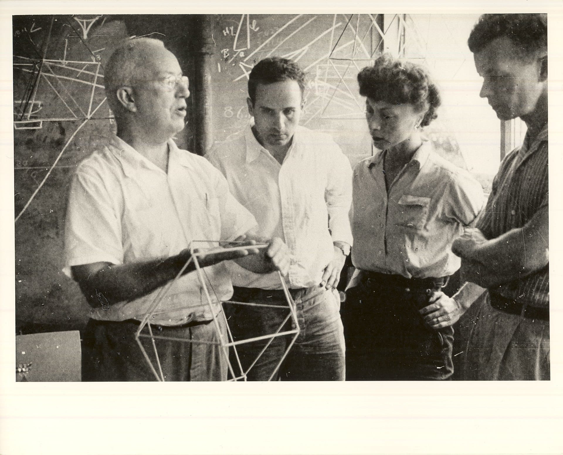 Buckminster Fuller Synergetics