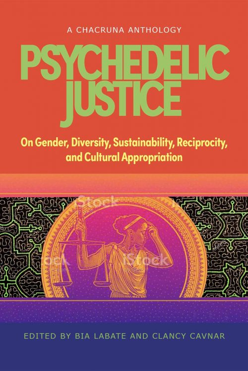Psychedelic Justice cover
